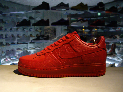 Red Crocodile Air Force One