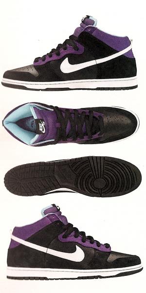separation shoes cb5a3 af387 Nike Dunk High SB – Heaven's Gate