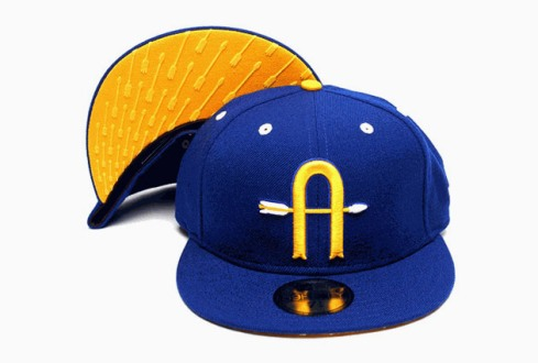 df781c80ac2 fdl-st-louis-archers-new-era-cap1 Frank 151 introduces a new fitted ...