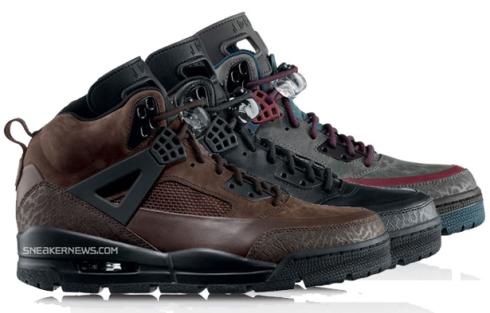 big sale e4273 b258a air-jordan-spizike-boots-2009-releases