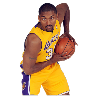 Ron Artest, the NBA's new bad