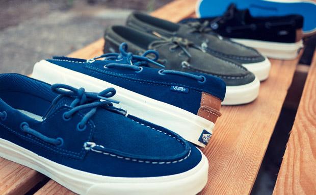 Vans Zapato Del Barco Navy PuBj8mPt0