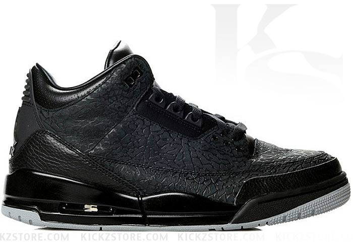 In my opinion the Jordan 3 s are in my top 2 favorite Jordan s of all time.  Nike recently released the Flips 3 s in black which are extremely limited  and ... 22ec637e57